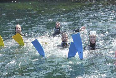 BAUTISMO DE BUCEO mi primera Inmersión.